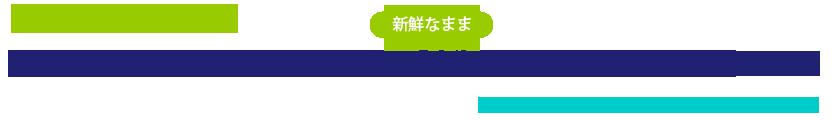 北海道日高乳業のモッツァレラは製造日から23日間保存ができる!